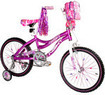 Next 18 Girl's Misty Bike w/ Training Wheels