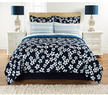 Mainstays Floral Bed in a Bag Bedding Set
