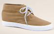 Canvas Men's Harrison Suede Chukka Sneakers