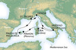 7-Night Italy, France & Spain Cruise in Spring & Summer