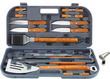 Mr. Bar-B-Q 20-Piece Tool Set with Bonus Light