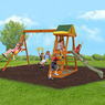 Big Backyard Madison Wooden Swing Set