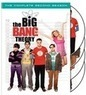 The Big Bang Theory, Seasons 2, 3, or 4 on Blu-ray and DVD