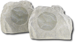 Insignia Simulated Rock Outdoor Speakers