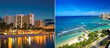 3-Night Waikiki Beach Marriott Vacation w/Air