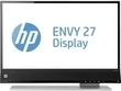 HP ENVY 27-inch LED Backlit Monitor