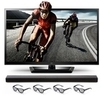 LG 55LM4700 55 1080p LED HDTV Bundle
