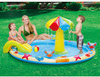 Summer Escapes 7'7 x 5'4 Inflatable Swimming Pool