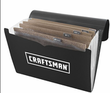Craftsman 9 x 11 Sandpaper 50-Pack with Portfolio