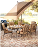 Martha Stewart Living Captiva II 7-Piece Patio Dining Set