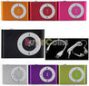 Fashion Mini Clip USB MP3 Music Media Player