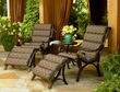 Jaclyn Smith Today Dominic 5 Pc. Seating Set