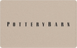 Pottery Barn - 5% Off Pottery Barn Gift Cards
