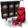 Wise Food Storage - Free Emergency Supplies and Free Shipping With Deluxe Kit