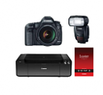 Canon 5D Mark III 22.3MP Digital SLR Camera Bundle