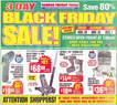Harbor Freight Black Friday 2013 Ad Leaked