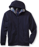 Basic Editions Men's Reversible Hoodie Jacket