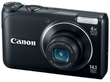 Powershot A2200 14.1MP 4x Optical Digital Camera (Refurb)