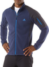 adidas Men's Terrex Swift Rib Fleece Jacket