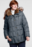 Women's Plus Size Shimmer Down Parka