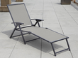 Garden Oasis Hinton Sling Folding Chaise
