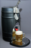 Koolatron Mini Beer Keg Cooler With Tap