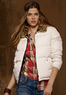 Women's Faux Fur Collar Down Jacket