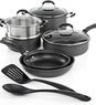 Cuisinart Hard Anodized Nonstick 11 Piece Cookware Set