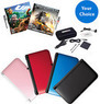 Nintendo 3DS XL Holiday Bundle w/ 2 Games & Accessory