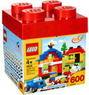 LEGO Fun with Bricks 600 pieces Building Set