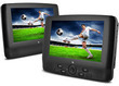 Ematic 9 Dual Screen Portable DVD Player