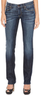 7 For All Mankind Straight-Leg Nouveau NY Dark-Wash Jeans