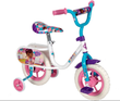"Disney 10"" Doc McStuffins Bike"