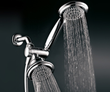 DreamSpa Ultra-Luxury 36-setting Combo Showerhead