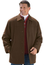 Big and Tall Men's Hipster Coat
