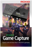 Roxio Xbox 360 & PS3 Game Capture for PC