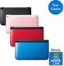 Nintendo 3DS XL + $40 Walmart Gift Card