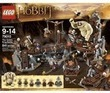 Lego The Hobbit Goblin King Battle