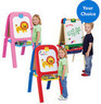 Crayola Easel & Optional Art Set Bundle