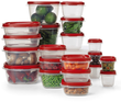 40-Piece Rubbermaid Storage Set