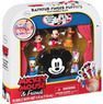 Disney Mickey Mouse & Friends Bathtub Finger Puppets