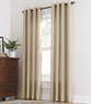 Linden Street Thompson Grommet-Top 50 x 63 Curtain Panel