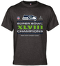 Seattle Seahawks Super Bowl XLVIII Champions Men's T-Shirt