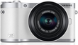 Samsung NX300 Mirrorless Digital Camera w/ 20-50mm Lens