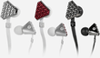 Lady Gaga Heartbeats by Beats In-Ear Headphones