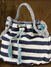 Denim & Supply Cotton Cinch Drawstring Bag