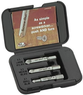 Craftsman Screw-Out Damaged Screw Remover 3-Piece Set