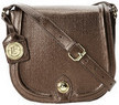 London Fog Saddle Bag