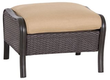 SONOMA outdoors Cambria Wicker Ottoman