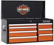 Craftsman Harley-Davidson 40 7-Drawer Top Chest